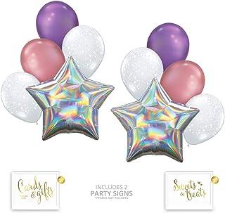 Amazon com: unicorn party - Balloons / Decorations: Home