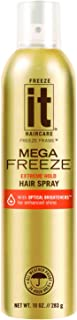 Best Freeze It Hairspray of 2020 – Top Rated & Reviewed