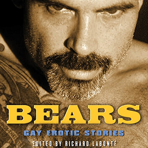 Bears audiobook cover art
