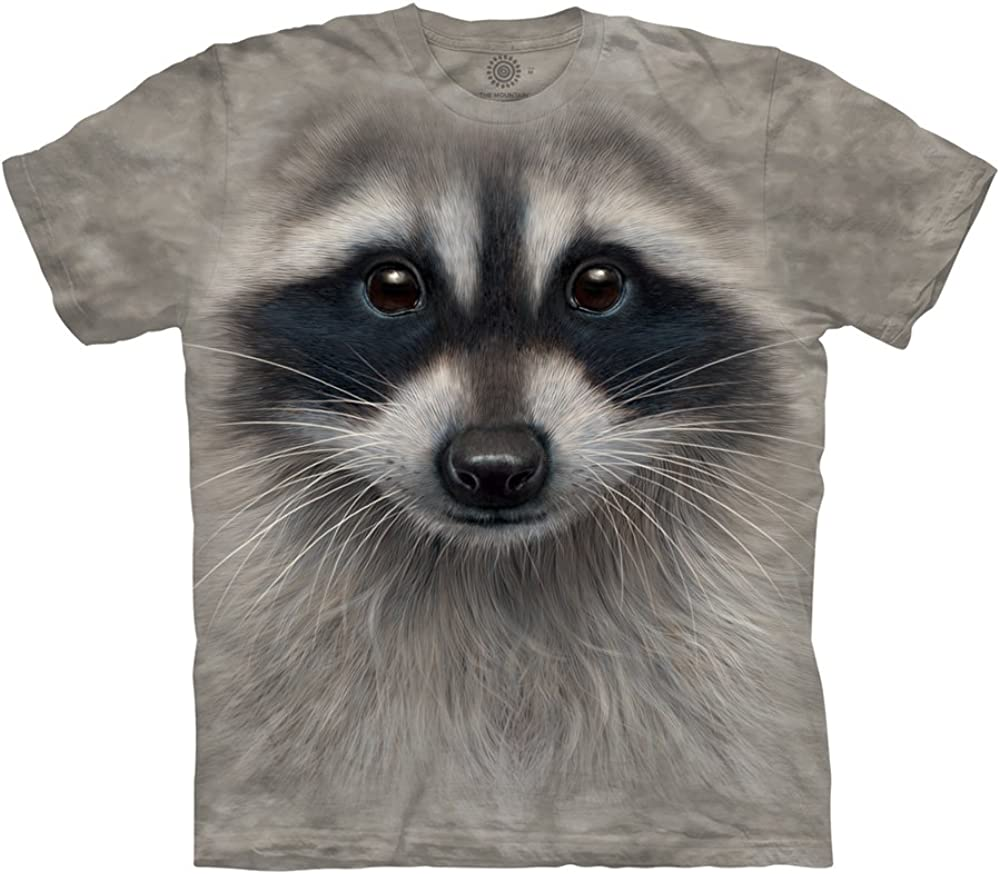 The Max 62% OFF Mountain Men's Face Raccoon Sale