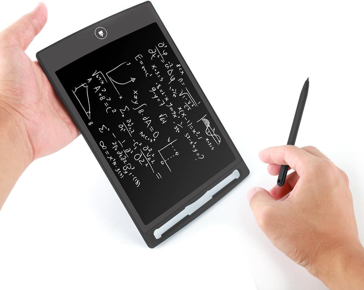Borlai 8.5 Inch Writing Board Colorful Handwriting Notepad Tablet Graffiti Scrawl Board