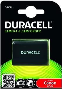 Duracell Premium Analog Canon NB-2L Battery for EOS 350D 400D PowerSho...