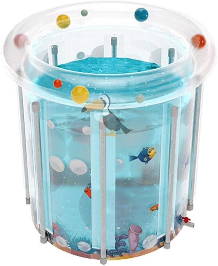 DALL Kansas Popularity City Mall Child Bath Bucket Portable Baby Eco-F Swimming Folding Pool