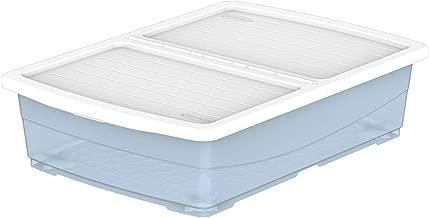 Cosmoplast 25 Liter UB Storage Box - White