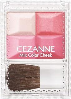 セザンヌ ミックスカラーチーク 01 ピンク系 8.0g