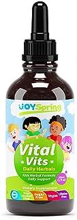 Liquid Vitamins for Kids - Immune System Booster for Kids, Best Immune System Support for Children, Great Tasting Children...