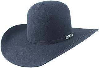 Best black open crown cowboy hat Reviews