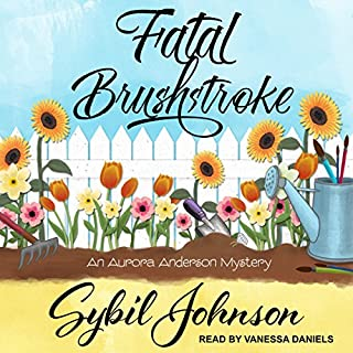 Fatal Brushstroke cover art