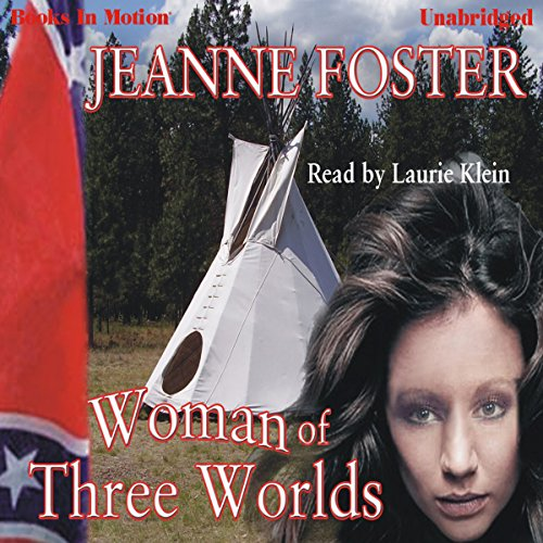 Woman of Three Worlds audiobook cover art