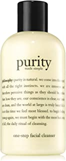 Philosophy Purity MaDe Simple 3 in 1 Cleanser for Face and Eyes, 240ml/8oz