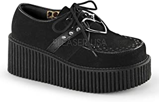 Demonia Women's CRE206/BVS-VL Fashion Sneaker