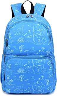 MYXMY Schoolbag Boy Pupils 3-4-6 Grade Korean Fashion Tide Backpack Lightweight Waterproof Multi-Layer Large Capacity (Color : A)