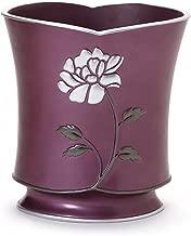 Popular Bath Waste Basket, Avantie Collection, Purple