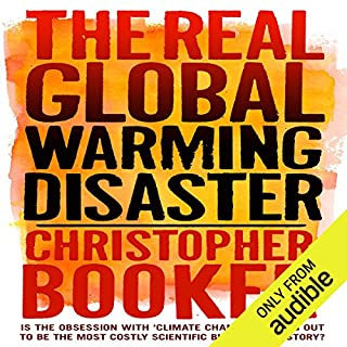 The Real Global Warming Disaster audiobook cover art