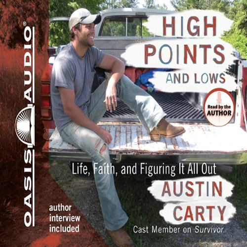 High Points and Lows audiobook cover art