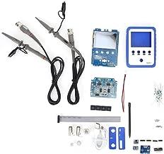 Digital Oscilloscope Kit,15801K Portable Dual Channel Digital Oscilloscope DIY Kit Accessories with 2 BNC Probes