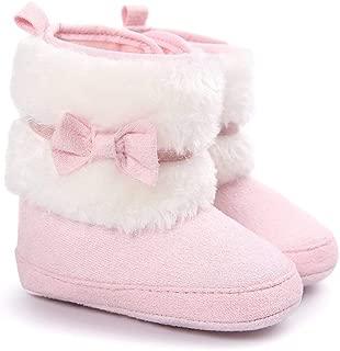 Best infant black fur boots Reviews