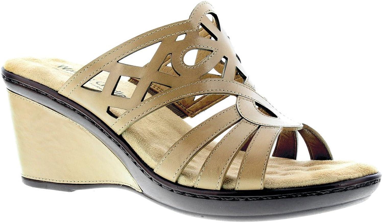 Walking Cradles Women's Logan Wedge Sandal