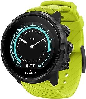 SUUNTO(スント) SUUNTO9 (スント9) トレイルランニング スマートウォッチ GPS 登山 【日本正規品 メーカー保証/Baro(気圧式高度計)なし 】