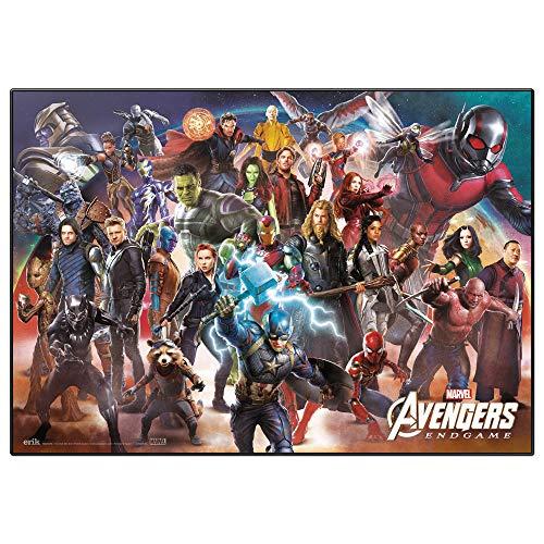 Grupo Erik TSEH373 – Vade escolar Avengers Endgame, Marvel (49,5x34,5 cm)