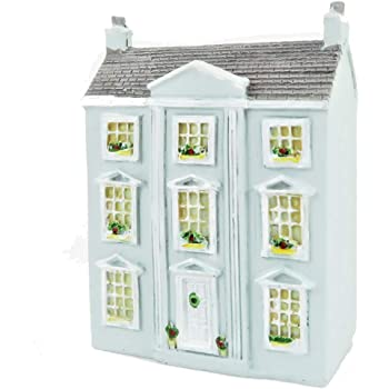 Dolls House Emporium Montgomery Hall Miniature Resin Toy for a Dolls House