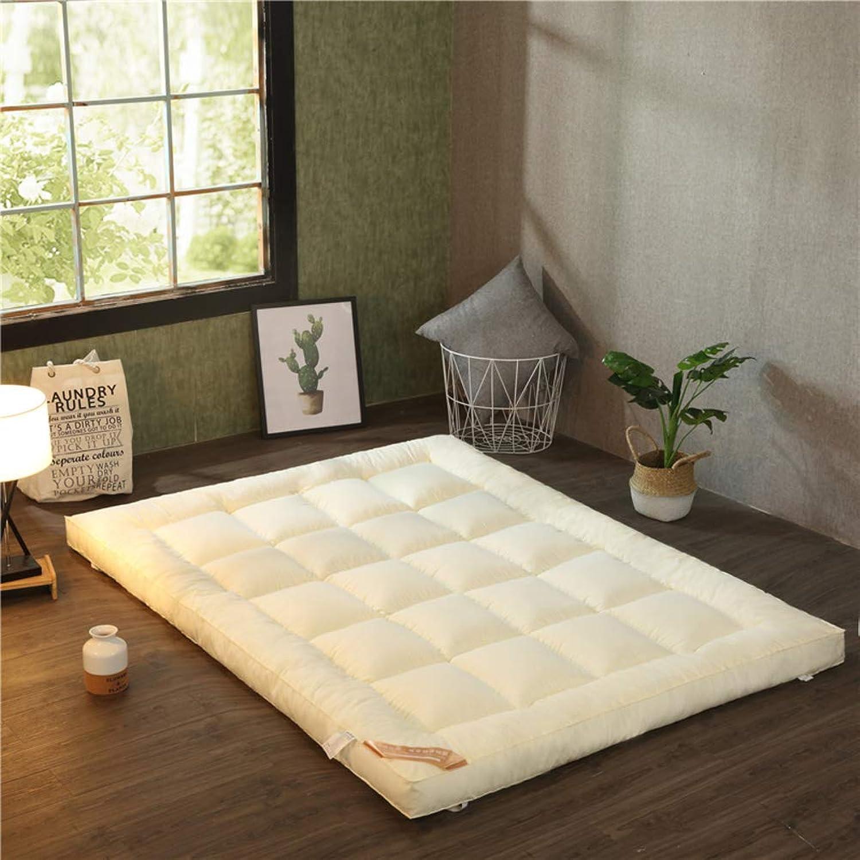 Foldable Mattress,Tatami Thick Stereo Mattress,Bed Pad,1.8m M Double Single Student Student Dormitory Folding Mattress-d 150x200cm(59x79inch)
