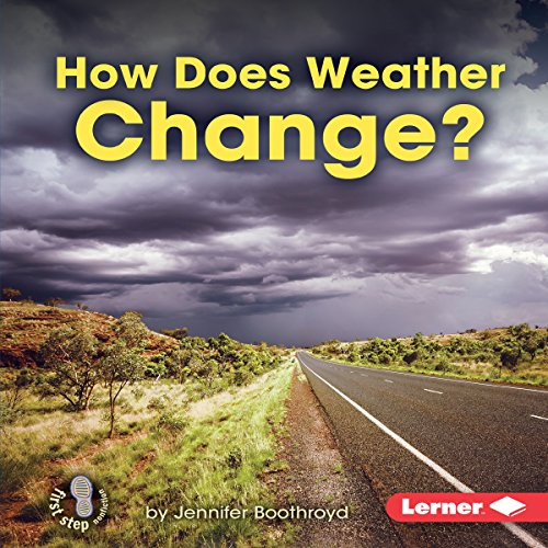 How Does Weather Change? copertina
