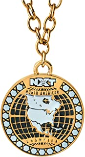 WWE AUTHENTIC WEAR NXT North American Championship Pendant Multi