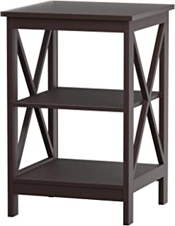 Convenience Concepts Oxford End Table, Espresso