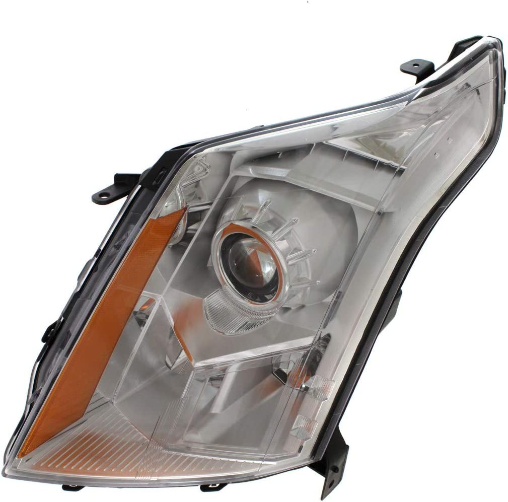 Weekly update For Cadillac SRX Headlight 2014 2015 2016 Halogen Driver San Francisco Mall GM Side
