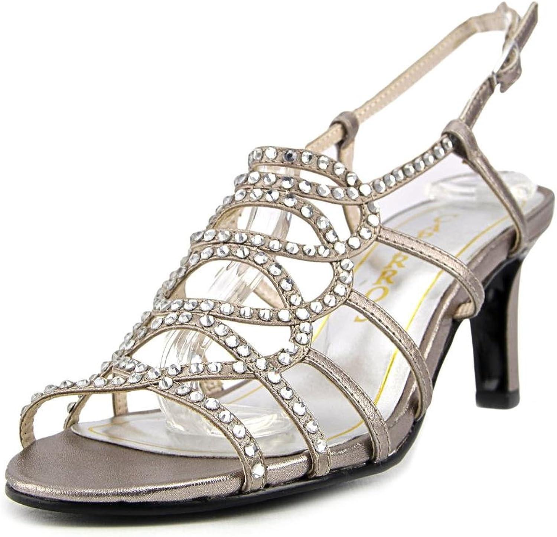 Caparros A-List Women Open Toe Leather Sandals