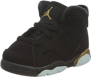 Nike Jordan 6 Retro, Chaussure de Basketball Garçon