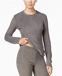 d4d54d07dd6 Cuddl Duds Women s Fleecewear Long Sleeve Crew Top