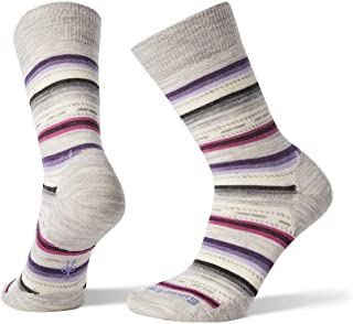 Women's Margarita Crew Socks - Merino Wool Performance Socks