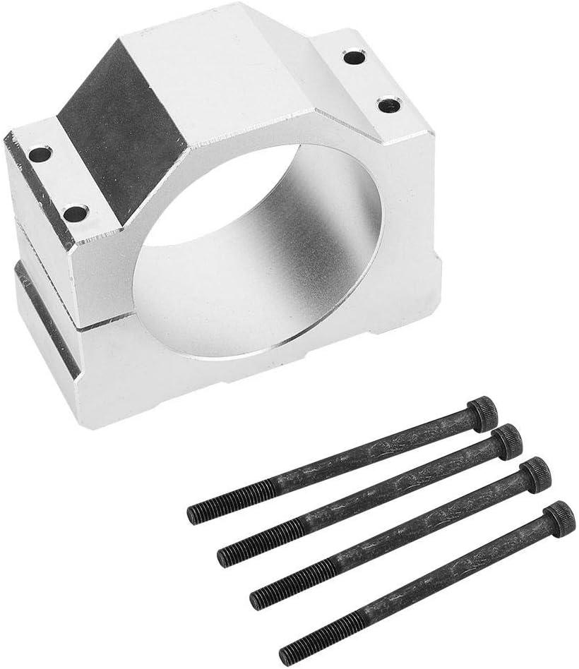 2021new shipping free shipping CNC Motor Bracket - BiuZi 1Pc Alloy Aluminum Clamp Moun Attention brand 80mm