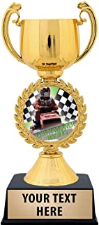 lawn mower trophy