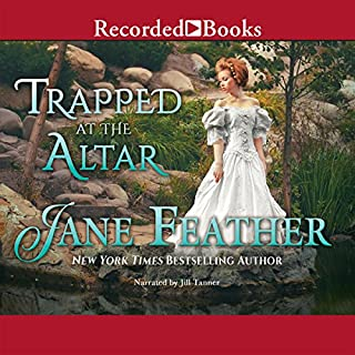 Trapped at the Altar audiobook cover art