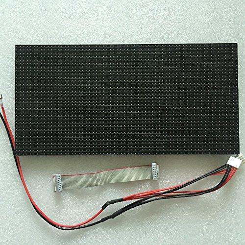 Módulo LED interior RGB HD P4, para pared de vídeo, escaneo 1/16 de alta calidad, con pantalla LED a todo color (64 x 32)
