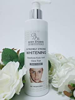 Glutathione Arbutin Natural Lightening Body Lotion