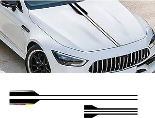 SSYZBD غطاء غطاء محرك السيارة لمرسيدس بنز W205 W204 W203 W212 ملحقات السيارات الفينيل التفاف السيارات السيارات السيارات ال...