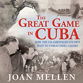 The Great Game in Cuba cover art