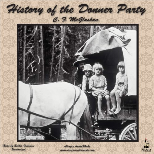 History of the Donner Party cover art