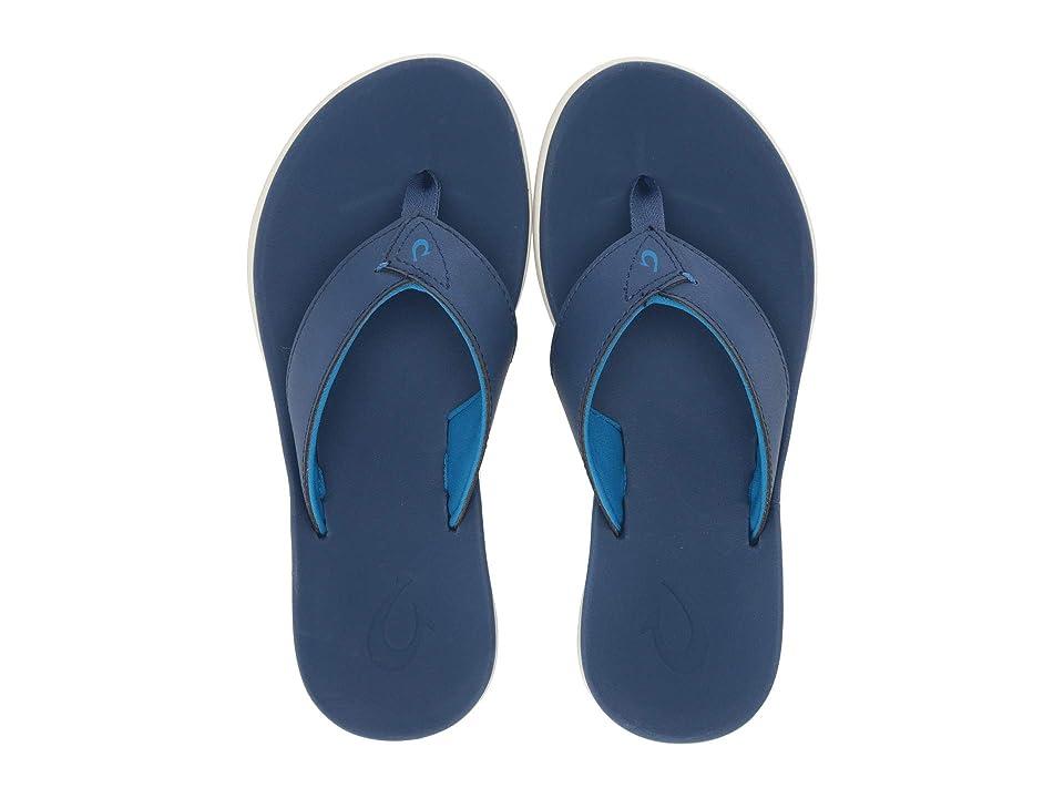 OluKai Kids Niau  Shoes (Toddler/Little Kid/Big Kid) (Navy/Navy) Boys Shoes