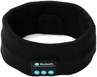 Intsun, auriculares Bluetooth para dormir, con diadema Bluetooth, ultra delgados, HD, unisex, inalámbricos, deportivos, pa...