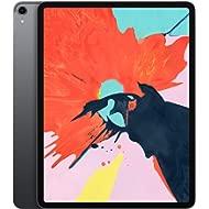 Apple iPad Pro (12.9-inch, Wi-Fi, 64GB) - Space Gray (Latest Model)