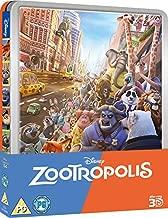 zootopia blu ray steelbook