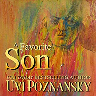 A Favorite Son audiobook cover art