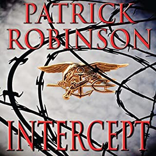 Intercept audiobook cover art
