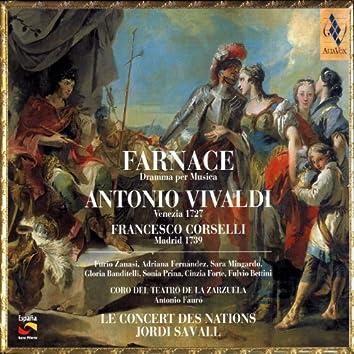 Farnace: Antonio Vivaldi / Francesco Corselli