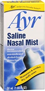 Best ayr saline nasal mist Reviews